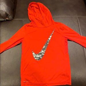 Nike Youth Small Long Sleeve Hoodie